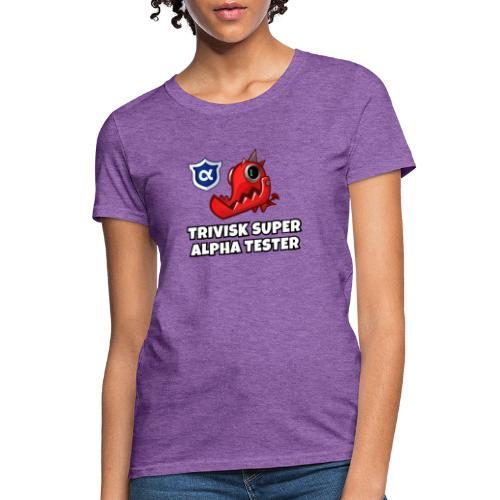 KOKO TOP ALPHA TESTER - Women's T-Shirt