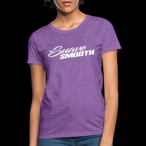 DJ Suavesmooth Logo - Women's T-Shirt