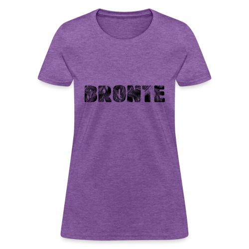 Bronte Black - Women's T-Shirt