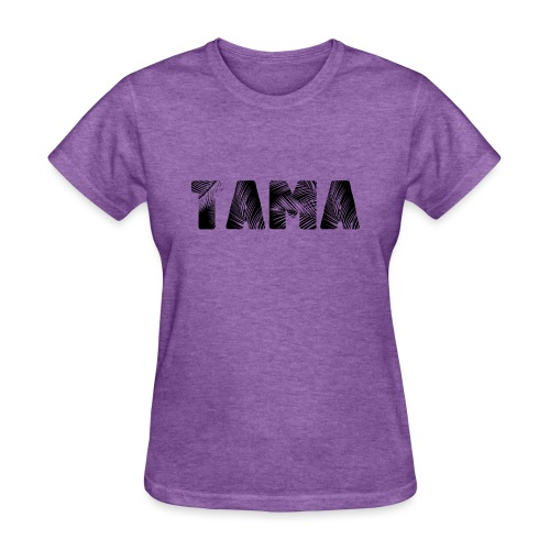 Tama Black - Women's T-Shirt