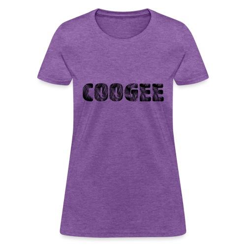 Coogee Black - Women's T-Shirt