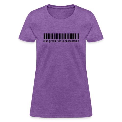 elueproduit copie - Women's T-Shirt