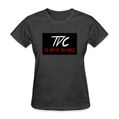 TVC Simple Red jpg - Women's T-Shirt