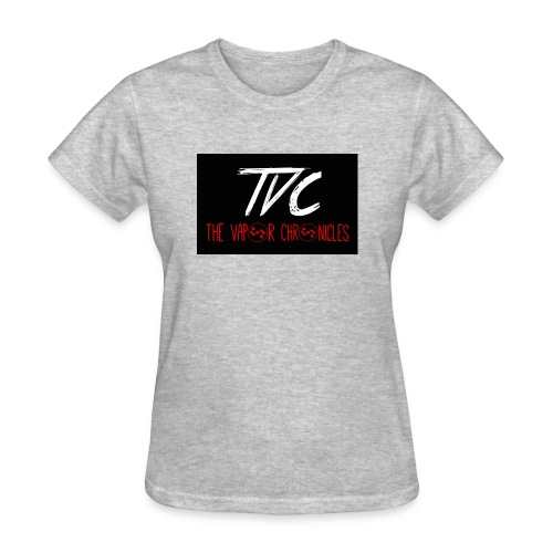 TVC Simple Red jpg - Women's T-Shirt