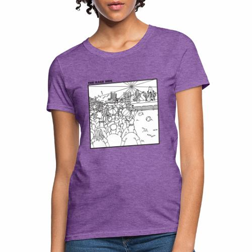 The Rage Side - Women's T-Shirt