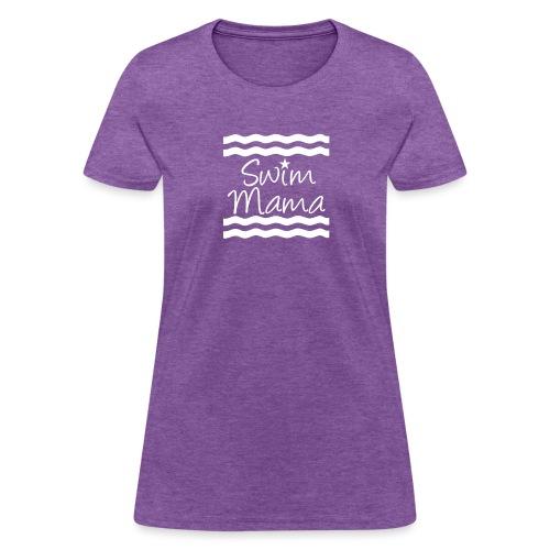 Swim Star Mama - Women's T-Shirt