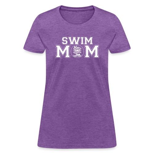 Swim Mom - Women's T-Shirt