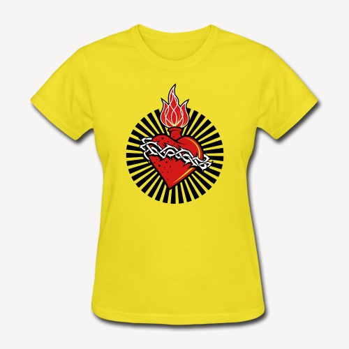 SACRED HEART - Women's T-Shirt