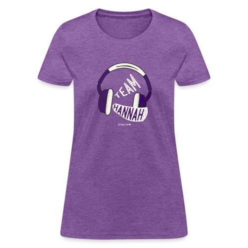 Team Hannah - Women's T-Shirt