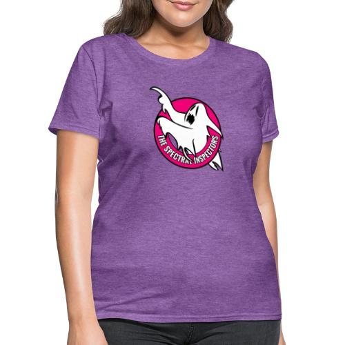 The Spectral Inspectors shield - Women's T-Shirt