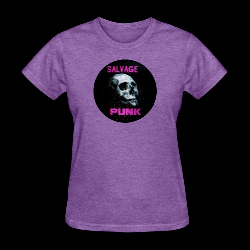 Salvage Punk Shirt 3d - Women's T-Shirt