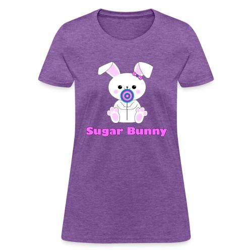 Sugar Bunny - Women's T-Shirt