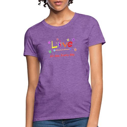 T design - Women's T-Shirt