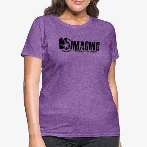 16IMAGING Horizontal Black - Women's T-Shirt