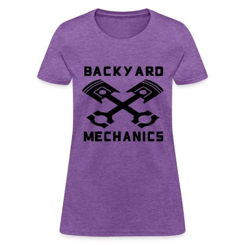 BM Logo Black - Women's T-Shirt