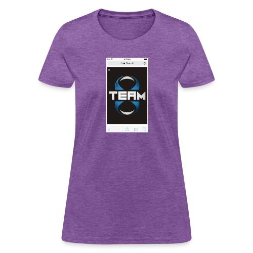 Team 8 - Women's T-Shirt