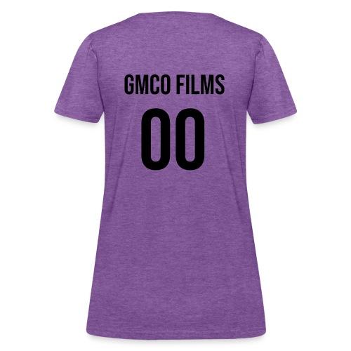 GMco Films Team Jersey (00) - Women's T-Shirt
