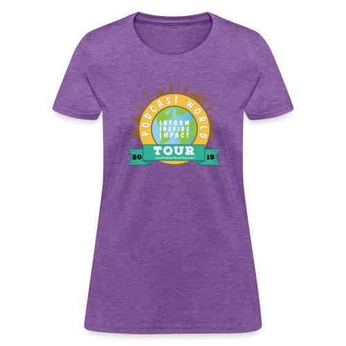 PWT 2019 - Women's T-Shirt