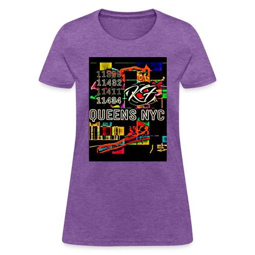 Limited QueensNyc Line - Women's T-Shirt