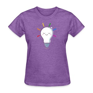 Lighten Up - Women's T-Shirt