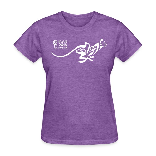 Running Cheetah - Women's T-Shirt
