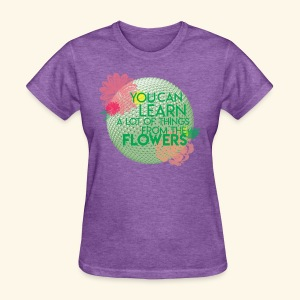 flowerandgarden - Women's T-Shirt