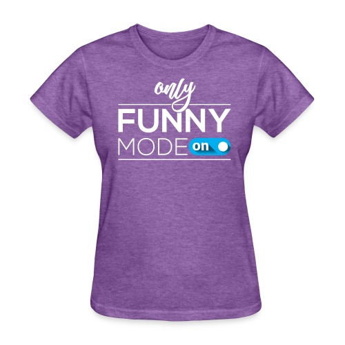 Funny time on - Women's T-Shirt