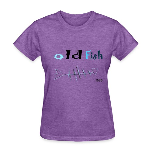 old fish - Women's T-Shirt