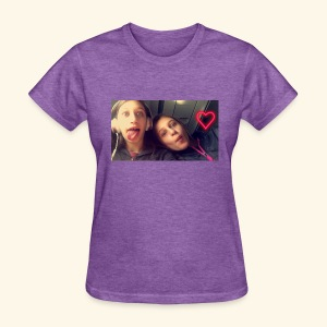 Madison and Dylan Selfie - Women's T-Shirt