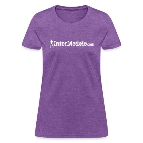 Intermodelo White - Women's T-Shirt