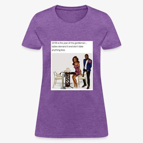 Classy lady - Women's T-Shirt
