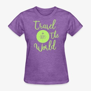 Trips Inc.™ 2017 T Shirt - Women's T-Shirt