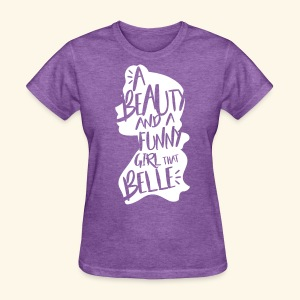 Funny girl - Women's T-Shirt