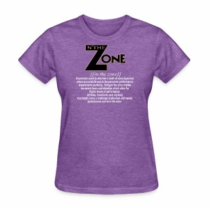 in the zone definition 2 - Women's T-Shirt