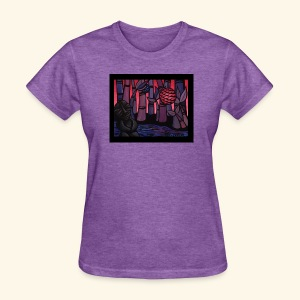 Up River - Women's T-Shirt