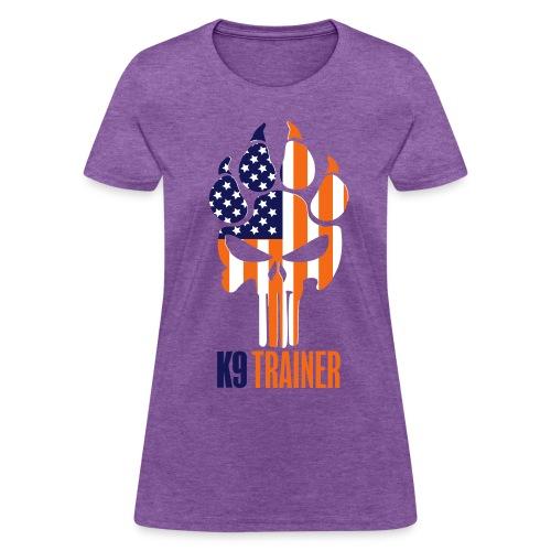 OLK9 Paw Punisher Trainer - Women's T-Shirt