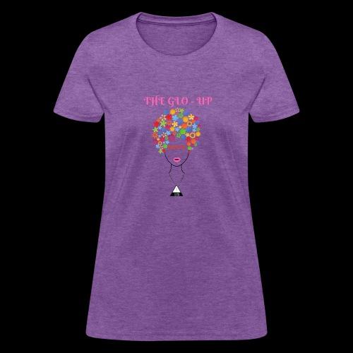 THE GLO- UP - Women's T-Shirt
