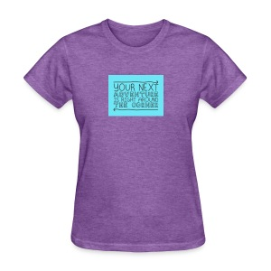 Change - Women's T-Shirt