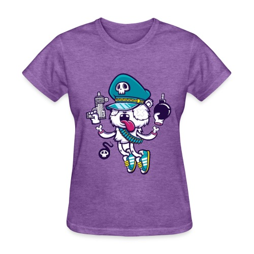 cartoon t-shirt - Women's T-Shirt