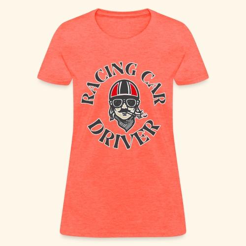 Racing Car Driver - Women's T-Shirt