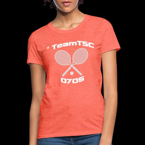 TSC Tennis - Women's T-Shirt