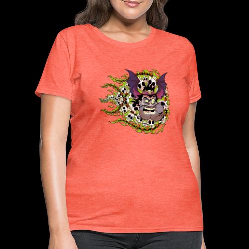 Halloween 2020 Ranger Dentface Sticker - Women's T-Shirt