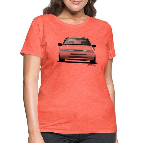 Subaru Alcyone SVX Modern JDM Icon Sticker - Women's T-Shirt