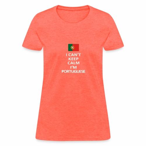 Rebelo Portugal Line - Women's T-Shirt