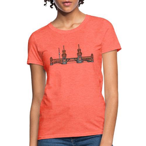 Oberbaum Bridge Berlin - Women's T-Shirt