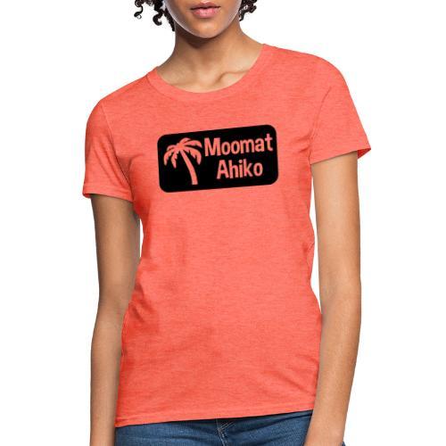 Moomat Ahiko retro black - Women's T-Shirt