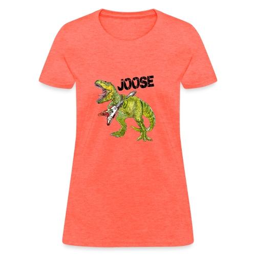 JOOSE T-Rex - Women's T-Shirt
