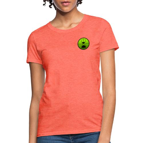TimeShot Emblem - Women's T-Shirt