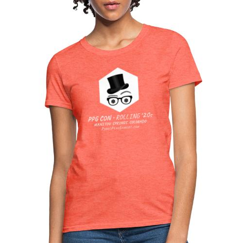 Pikes Peak Gamers Convention 2020 - Women's T-Shirt