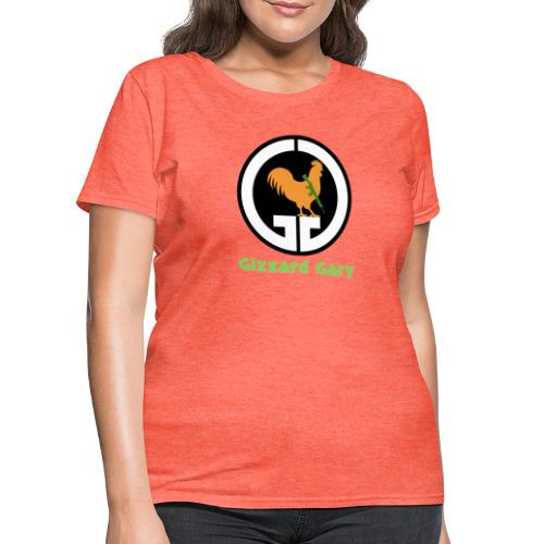Logo with Channel Name - Women's T-Shirt